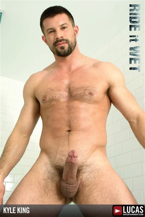 Kyle King Gay Muscle Time 18 Blog