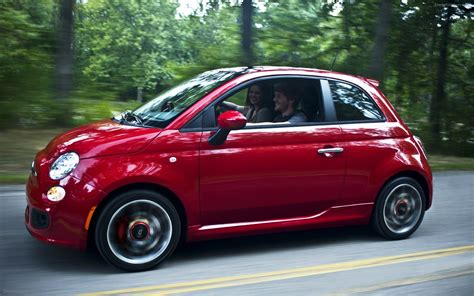 Fiat 500 Sport by Fiat 500 Sport 2011 Widescreen Car Photo 11 Of 42