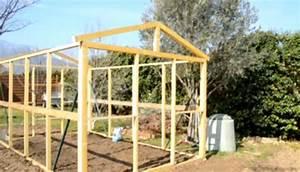 Construire Une Serre Pas Cher : comment construire une serre de jardin moderne et efficace ~ Premium-room.com Idées de Décoration