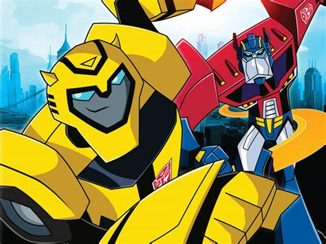 Transformers Animated Bumblebee Wallpaper - transformers wallpapers wallpapersafari