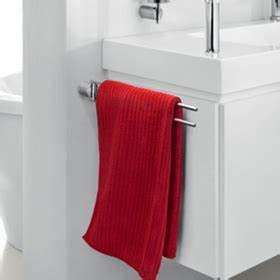 porte serviettes salle de bain et toilettes With porte d entrée pvc avec porte serviette mural design salle de bain