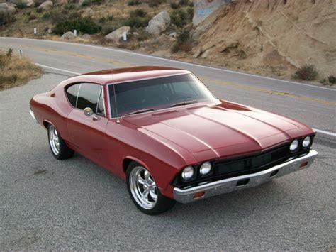 1968 Chevrolet Chevelle - Pictures - CarGurus
