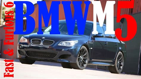 Fast And Furious Bmw by Fast Furious 6 Cars 2010 Bmw M5