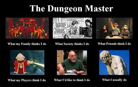Dungeon Master Memes - the realm of dungeons dragons the dungeon master