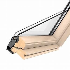 Velux Ggl 4 : velux ggl sk06 306030 pine centre pivot solar integra ~ Melissatoandfro.com Idées de Décoration