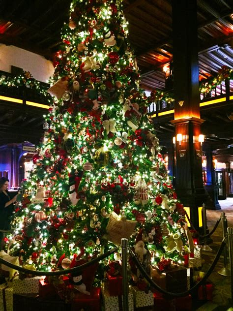 hotel del coronado at christmastime archives foodie