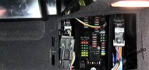 Fuse Box Diagram  U0026gt  Bmw 5 F11  F07  F18  2011
