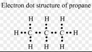 Write The Electron Dot Structure Of Co2 H2o H2s Propane