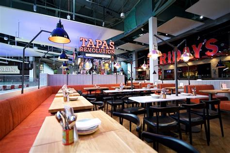 tapas revolution expands into meadowhall hospitality catering news
