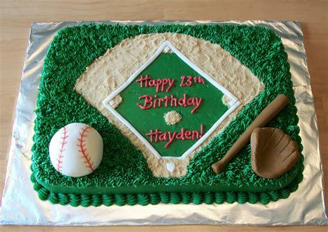 baseball cakes decoration ideas  birthday cakes