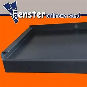 Anthrazit Ral 7016 : aluminium fensterbank g nstig online kaufen anthrazit beste qualit t von gutmann g nstige ~ Markanthonyermac.com Haus und Dekorationen