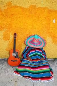 Mexican Man Sombrero Siesta