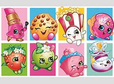 Shopkins Trade Party! – Clay & Cupcakes