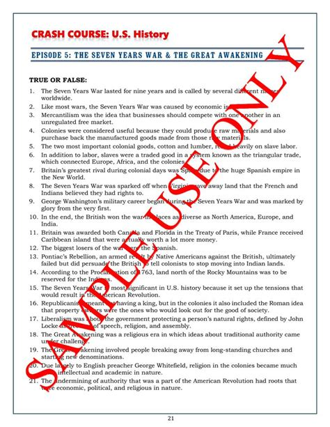 1000 images about crash course u s history worksheets on