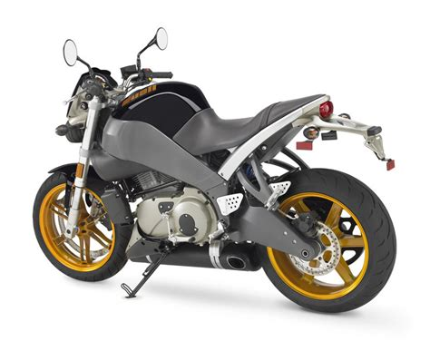 2006 Buell Lightning Xb12s Review