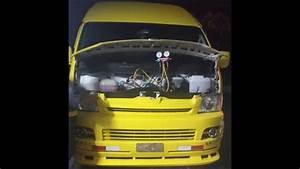 Reparacion Aire Acondicionado  Toyota Hiace  V U00eddeo 2    2