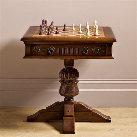 Oak Leaf Furniture by Old Charm Games Table Choice Furniture
