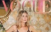 Model Paulina Porizkova on the cover of Vogue | Free Link ...