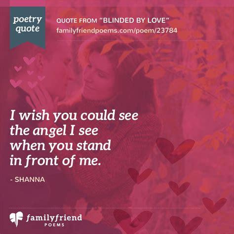 blinded  love boyfriend poem
