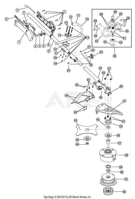 Mtd Cda Parts Diagram For