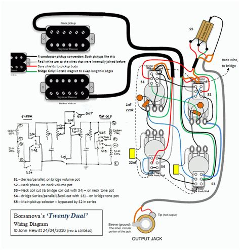 epiphone les paul standard plus top pro wiring diagram