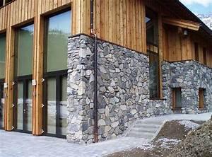 Holz Ausbessern Aussen : wandverkleidung aussen mit einer kombination aus holz und ~ Lizthompson.info Haus und Dekorationen
