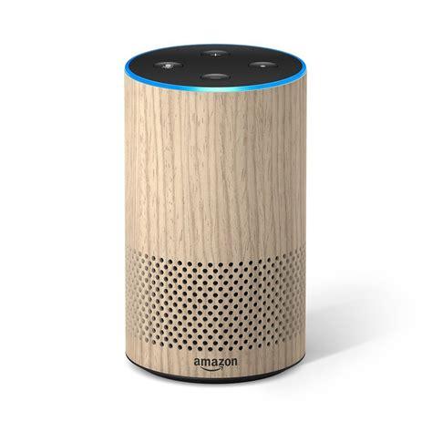 amazons  echo speakers    shapes  sizes