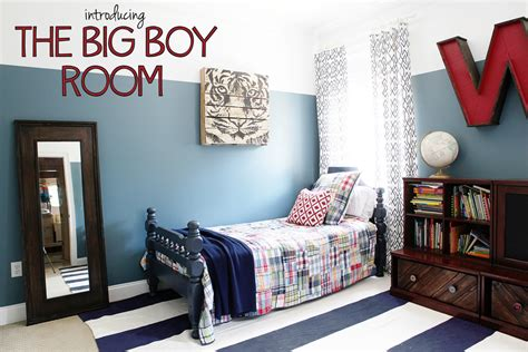 The Big Boy Room Reveal