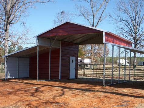 Loafing Shed Kits Oklahoma by Metal Barns Studio Design Gallery Best Design