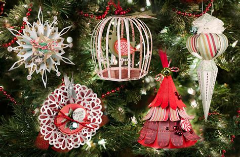 christmas ornaments svg kit  svg files  cricut