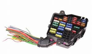 Under Dash Fuse Box Panel  U0026 Wiring Harness Pigtail 01