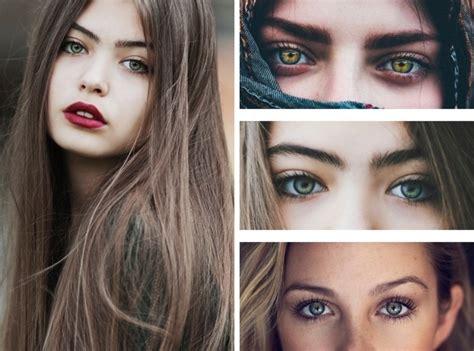 1001 + conseils pour trouver la couleur de cheveux pour yeux vert parfaite
