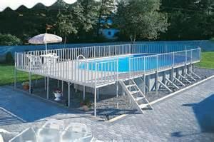 Rectangular Above Ground Pools