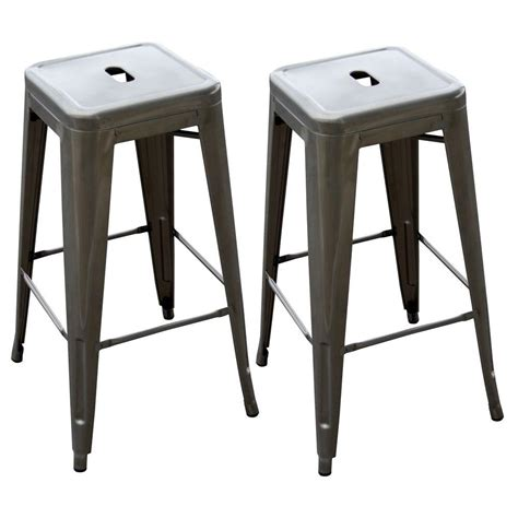 furniture interesting silver bar stools  inspiring simple chair design ideas jonathankerencom