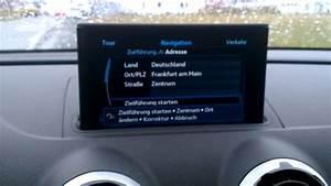 Gps Audi A1 : audi a3 sportback mmi navigation plus mit mmi touch navigation youtube ~ Gottalentnigeria.com Avis de Voitures