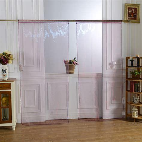 multi color sheer curtains multi color luxury door window curtains drape panel 3406