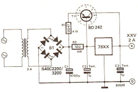Electronics Projects Deriving High Current From