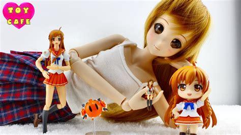 Mirai Suenaga Smart Doll, Unboxing Mirai Suenaga Figma And