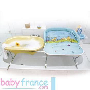 planche a langer pour baignoire quelle table 224 langer pour salle de bain riquiqui