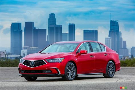 2018 Acura Rlx Pricing And Equipment  Car News Auto123