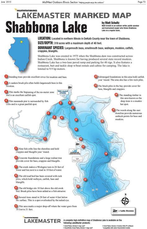 Lowrance Base Map Lakes