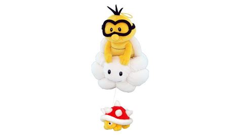 This Lakitu plush is down to £12.79 (20% off) today using ...