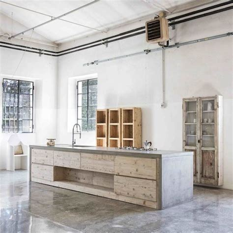 best kitchen cabinets 83 best cool concrete kitchens images on 4590