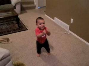 Cute, FUNNY Baby Dancing Salsa Part2!!! MUST SEE!!!! - YouTube