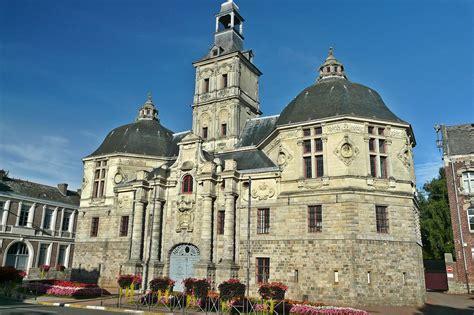 bureau amand les eaux file échevinage de l 39 abbaye de amand les eaux jpg