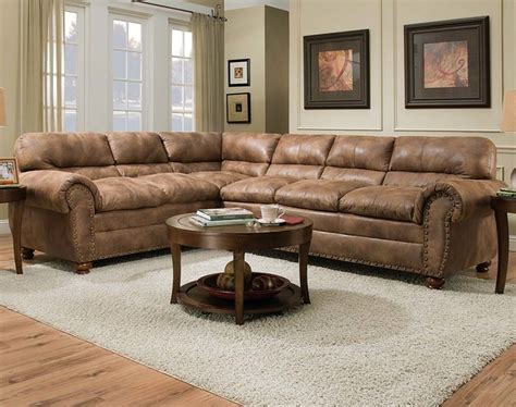 american freight sofa beds rochester hazelnut two sectional sofa contemporary