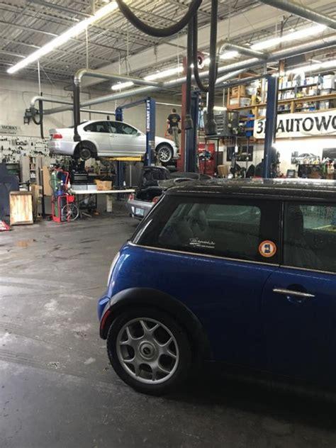 mini cooper repair by 3d auto works in hudson nh