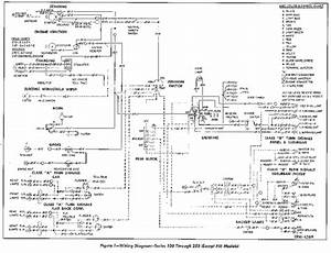 General Wiring Diagram For The 1955 59 Gmc Trucks Series