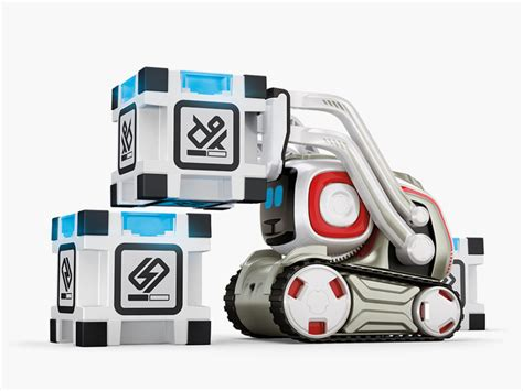 Cozmo Is An Artificially Intelligent Toy Truck That's Also