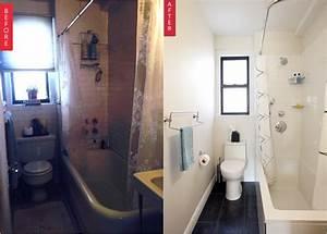 Badewanne Kleines Bad : badezimmer renovieren 5 projekte und vorher nachher bilder ~ Buech-reservation.com Haus und Dekorationen